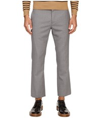 Marc Jacobs Sutton Suiting Trousers Grey Men's Casual Pants Gray