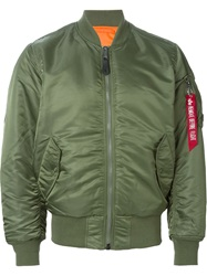 Alpha Industries Classic Bomber Jacket Green