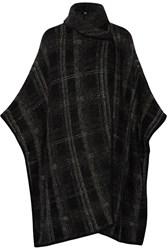 Line Meredith Textured Knit Cape