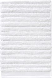 Cb2 Channel White Cotton Hand Towel