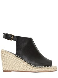 Kg By Kurt Geiger 80Mm Leather Wedges Espadrilles