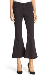 Frame Women's 'Le High Flare' High Rise Crop Pants