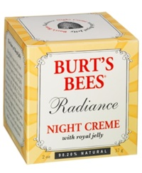 Burt's Bees Radiance Night Creme