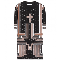 Givenchy Printed Cotton T Shirt