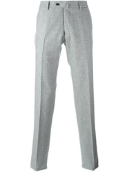 Caruso Tailored Trousers Grey