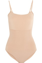 Wolford Opaque Natural Light Forming Bodysuit