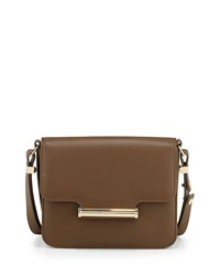 Jason Wu Diane Small Flap Crossbody Bag Army
