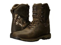 Ariat Conquest 8 H2o Insulated 400G Ash Brown Men's Work Boots