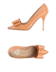 Del Gatto Pumps Salmon Pink