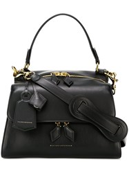 Victoria Beckham Small Pocket Tote Black
