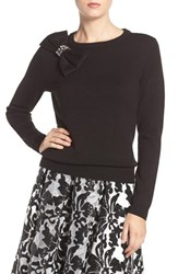 Eliza J Women's Embellished Sweater