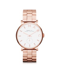 Marc By Marc Jacobs Baker 33 Mm Stainless Steel Women's Watch