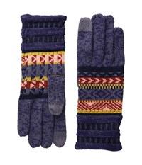 Smartwool Camp House Gloves Desert Purple Extreme Cold Weather Gloves