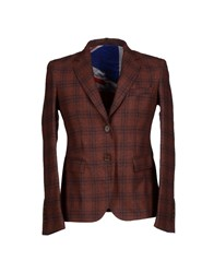 Jack Suits And Jackets Blazers Men Cocoa