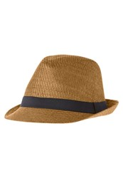 Pier One Hat Brown Black