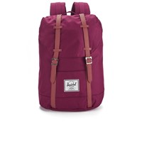 Herschel Supply Co. Retreat Backpack Windsor Wine Tan Synthetic Leather