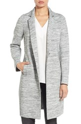 Kenneth Cole Women's New York Jersey Knit Reefer Coat