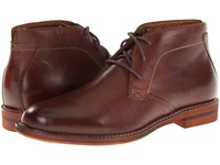 Florsheim Doon Chukka Boot Brown Smooth Leather Men's Lace Up Boots