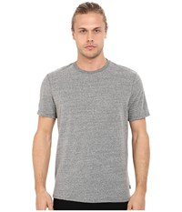 Threads 4 Thought Baseline Tri Blend Crew Tee Heather Grey Men's T Shirt Gray