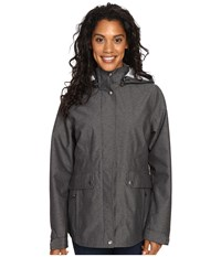 Royal Robbins Mobilizer Waterproof Trench Charcoal Women's Coat Gray