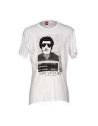 Joe Rivetto T Shirts White