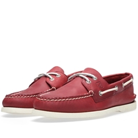 Sperry Topsider Authentic Original Red