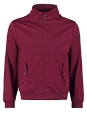Merc Summer Jacket Wine Bordeaux