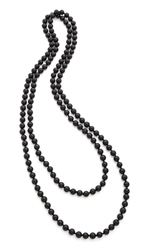 Juliet And Company Layering Necklace Black