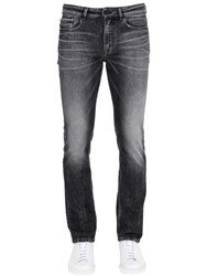 Calvin Klein Jeans 17Cm Slim Fit Washed Denim