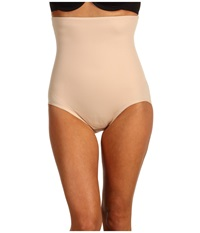 Miraclesuit Extra Firm Real Smooth Hi Waist Brief Nude Women's Underwear Beige