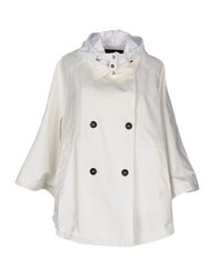 Allegri Coats And Jackets Cloaks Women White