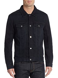 Blk Dnm Denim Jacket Beekman Black