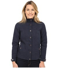 Mountain Khakis Swagger Jacket Navy Women's Coat