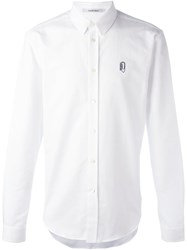 Carven Classic Collar Shirt White