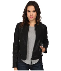 G Star Chopper Jacket Black Women's Coat