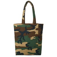Cdg Homme Comme Des Garcons Printed Tote Green