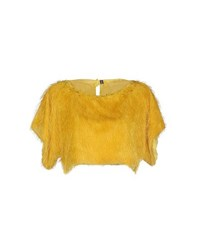 Rada' Shirts Blouses Women Yellow