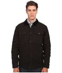 Rip Curl Flagstone Jacket Black Men's Coat