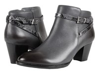 Vionic Upright Upton Ankle Boot Dark Grey Women's Boots Gray