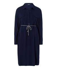 Olsen Shirt Dress Denim
