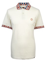 Pretty Green Men's Hapton Polo Stone