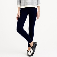 J.Crew Collection Cashmere Waffle Leggings