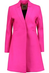 Milly Ponte Coat Pink