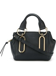 See By Chloe See By Chloe Small 'Paige' Tote Blue