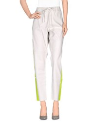 Les Chiffoniers Trousers Casual Trousers Women Light Grey