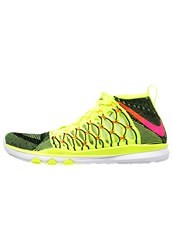 Nike Performance Train Fast Flyknit Sports Shoes Multicolor Multicoloured