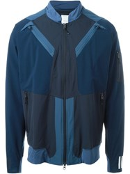 Adidas Originals Adidas X White Mountaineering Track Jacket Blue