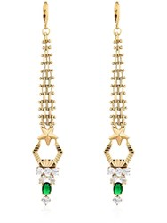Iosselliani Anubian Drop Earrings