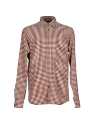 Zegna Sport Shirts Orange