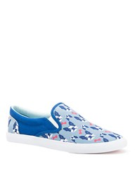 Bucketfeet The Perfect Gentleman Slip On Sneakers Light Blue